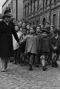 Enfants cachés en Belgique pendant la Shoah